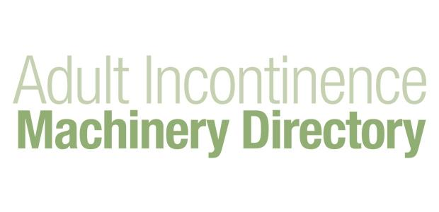 Adult Incontinence Machinery Directory