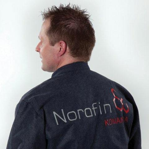 Norafin has been offering spunlaced nonwovens to the protective apparel market.