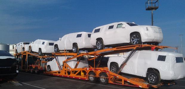 Custom-fit nonwoven covers protect GM vehicles
