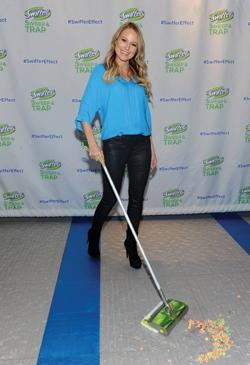 Swiffer launches the Sweep & Trap