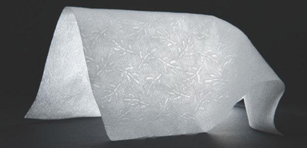 New Patterning Process for Flushable Wipes