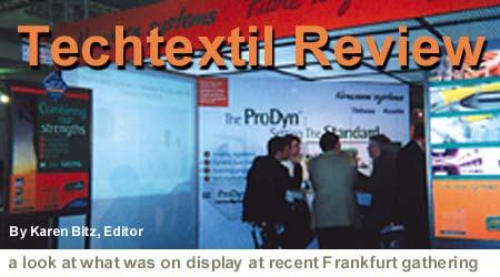 Techtextil Review