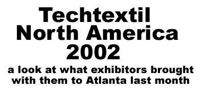 Techtextil North America Review