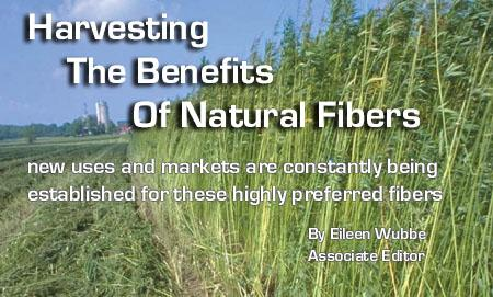 Harvesting The Benefits Of Natural Fibers