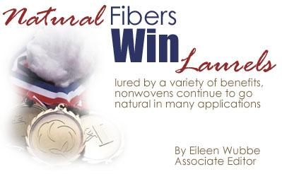 Natural Fibers Win Laurels