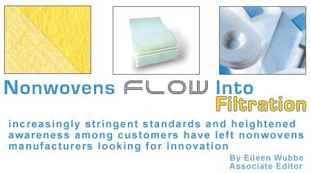 Nonwovens Flow Into Filtration