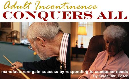 ADULT INCONTINENCE COVERAGE