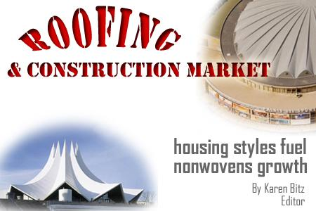 ROOFING AND CONSTRUCTION MARKET