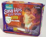 Pampers Easy Up Diapers